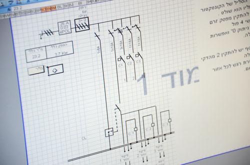 תיכנון מערכת החימום התת רצפתית