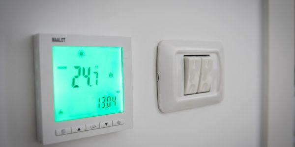 תרמוסטט חכם 55 -מעלות מערכות חימום