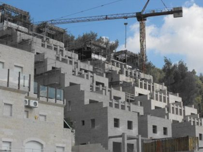 פרויקט קדמת מוצא ירושלים